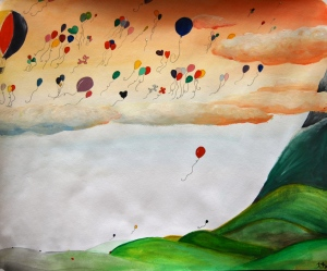 Check out the first post: Balloons