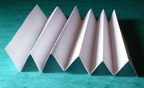 accordian-paper