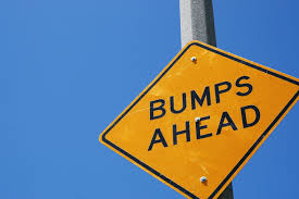 bump-in-the-road